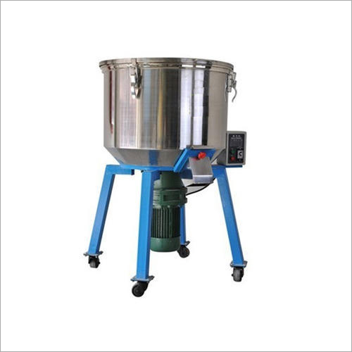 SS Vertical Colour Mixing Machine
