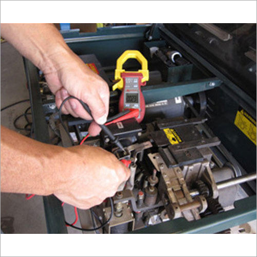 Industrial Injection Molding Machine Repairing Services