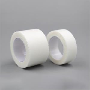 Hypoallergenic Adhesive Latex Medical Silk Tape