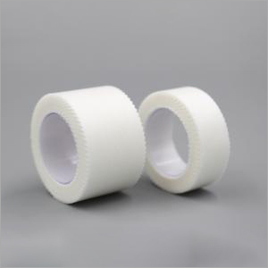Hypoallergenic Adhesive Latex Medical Silk Tape