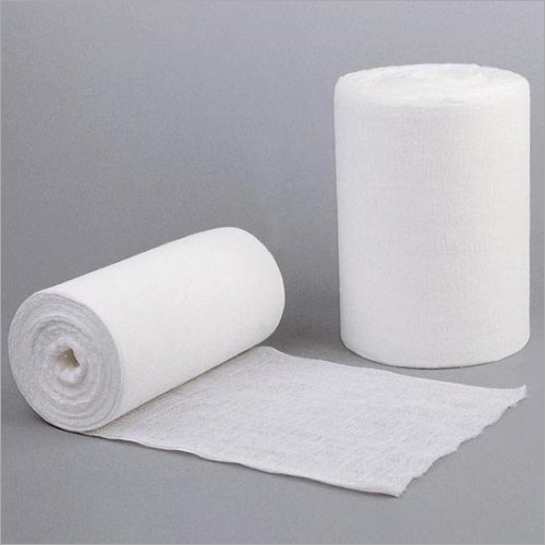 Rolled Cotton Bandage