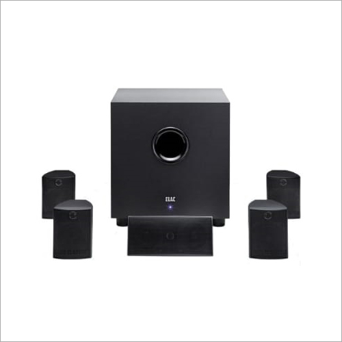 5.1 Channel Home Theater System With Subwoofer