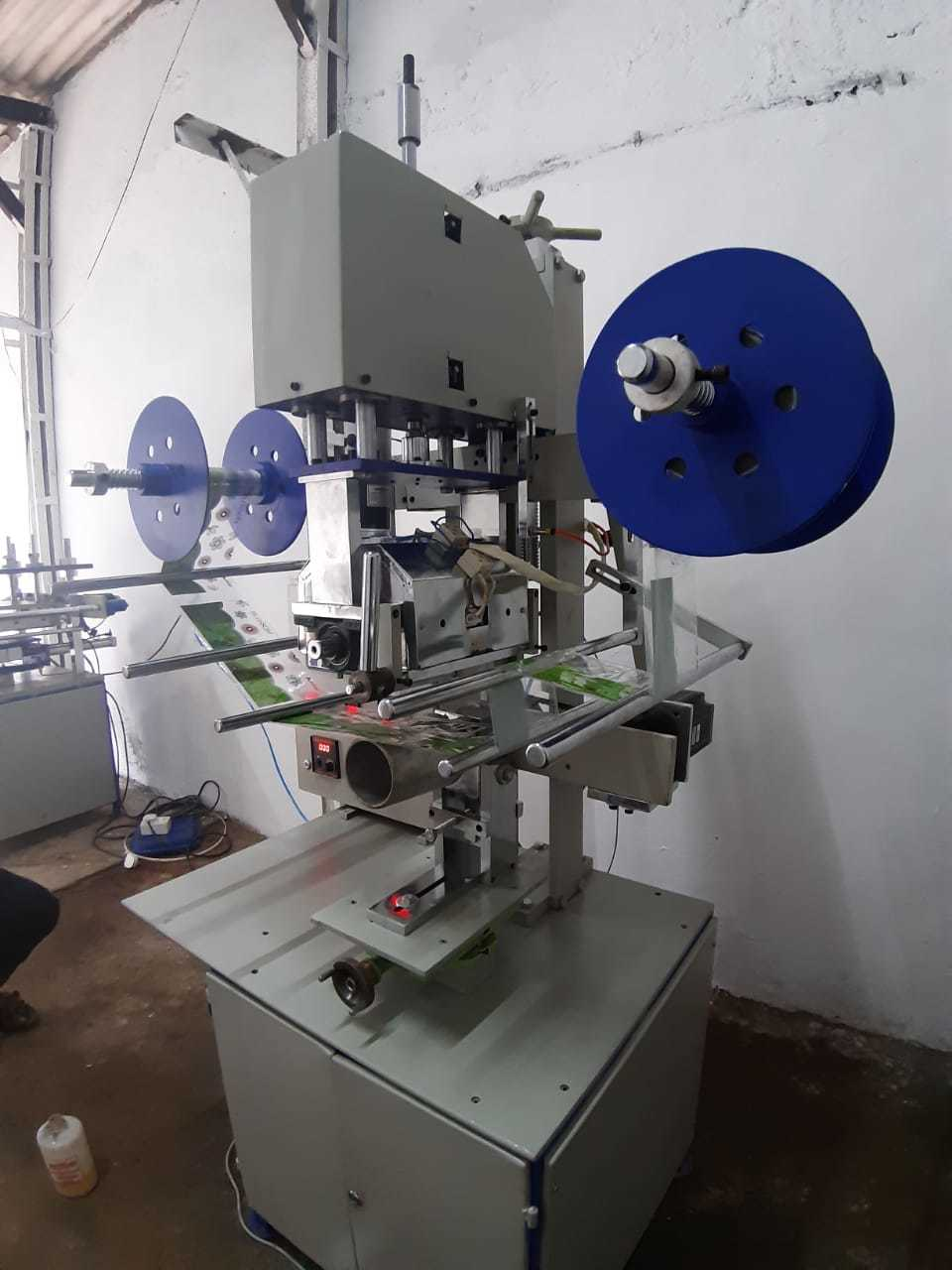 Hot Stamping machine for Multi Shape Article