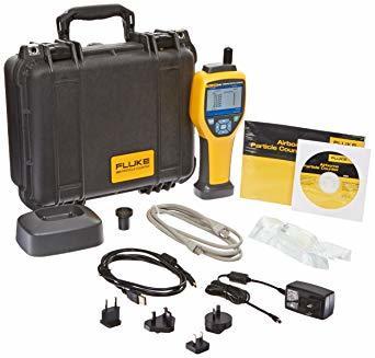 Fluke Dust Particle Counter Meter