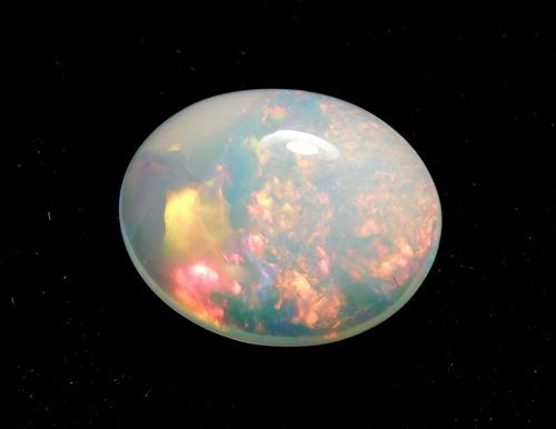 Precious Opal Gemstone