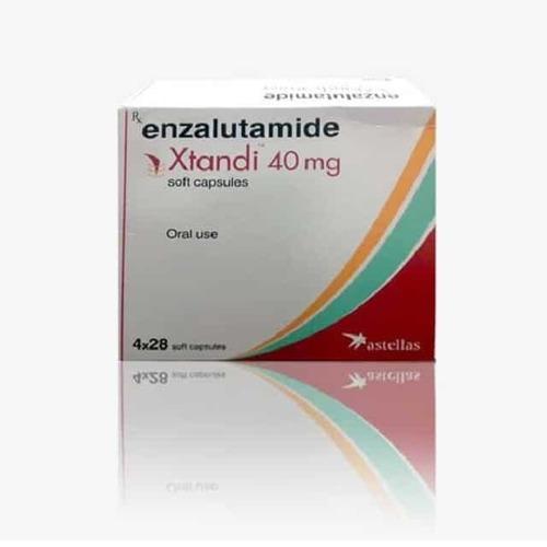 Xtandi Capsule Enzalutamide