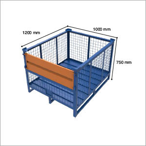 Cage Bins