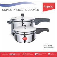 IMPEX Pressure Cooker Combo (IPC 5P3)