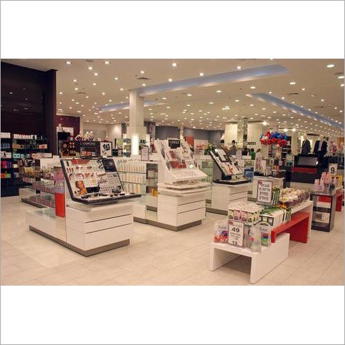 Departmental Store Designing Services