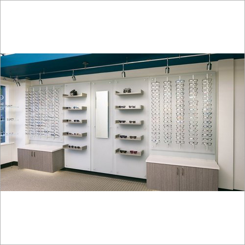 Optical Showroom Designing Services