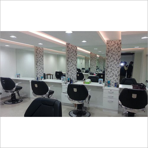 Salon Interior Designing Services