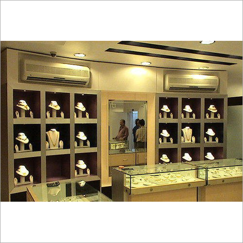 Jewellery Shops Interior Designing Services