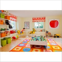 Play School Interior Designing Services