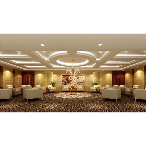 Banquet Hall Interior Designing Services