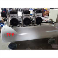3 HP Oil Free Air Compressor