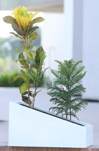 Rectangular Slop Planters