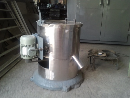 SS Centrifugal Dryer
