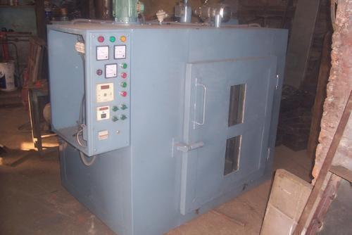 Industrial Oven with Diesel Fired