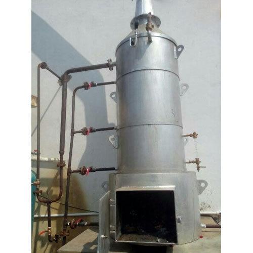 Wood Fired Steam Boiler