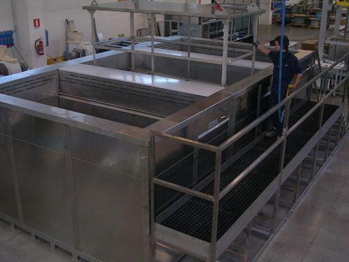 Zinc Phosphating Plant