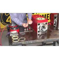 Hydraulic Rock Breaker Repairing Service