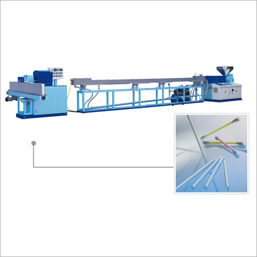Automatic Cotton Bud Stick Making Machine