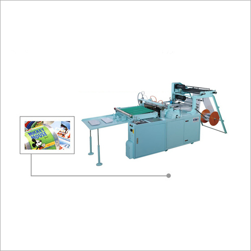 Contraction Bag Sealing And Cutting Machine