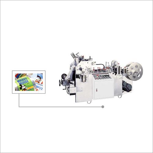 2 Phase Center Slitting Machine