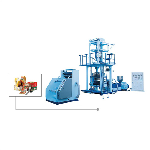 Automatic PVC Heat Shrinkable Film Making Machine