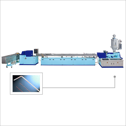 Industrial PP Straw Making Machine