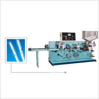 Individual Straw Packing Machine With 4 Side Sealing By OPP Film