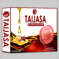 Taijasa Red Sandal With Honey Soap