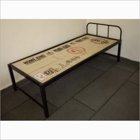 Magel & Wooden Single Bed