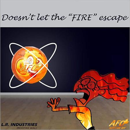 Car Fire Extinguishing Ball
