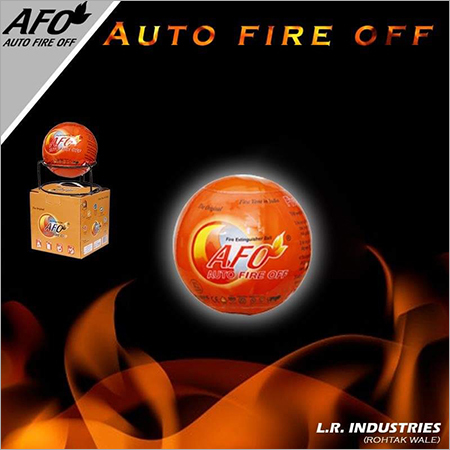 Automatic Modular Fire Extinguishing Ball