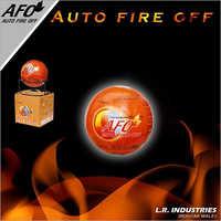 Automatic Modular Fire Extinguishing Ball