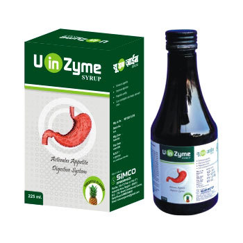 Digestive Disorders Syrup