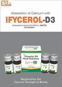 Cholecalciferol 60000 IU Shots