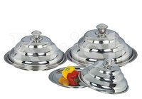 Deluxe Kozi Dish With Step Cover