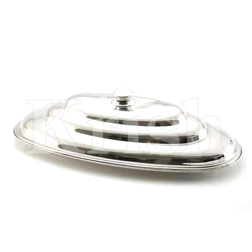 Fish Tray Dish With Step Cover