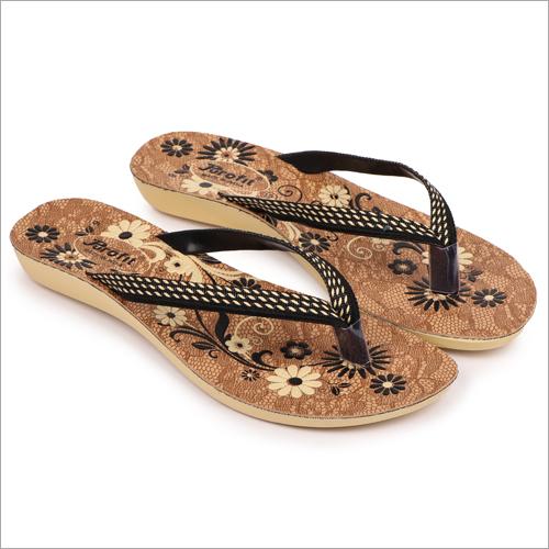 Ladies PU Slippers