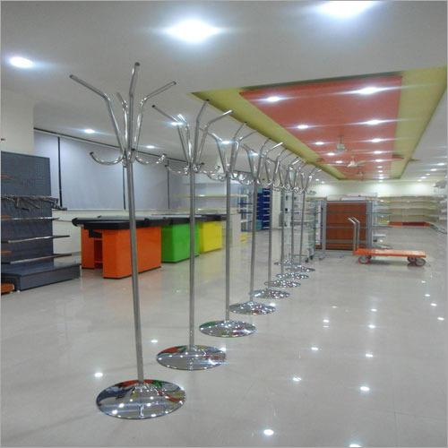 SS304 Garment Stand Hanger