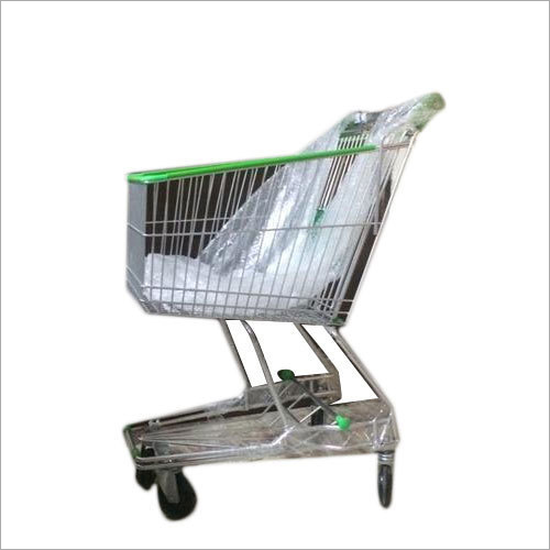 Portable SS Shopping Cart