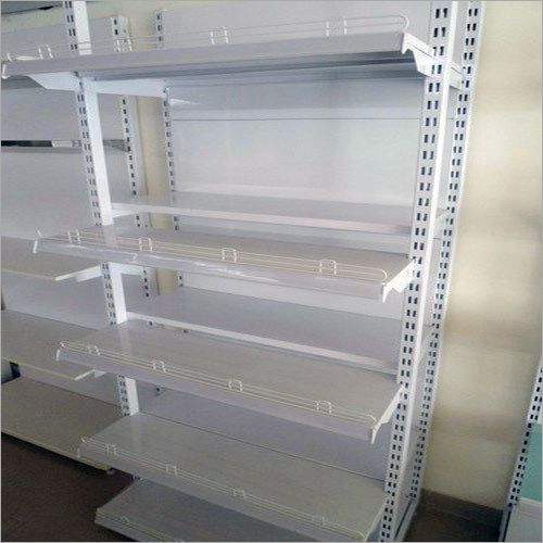 Slotted Channel Display Rack