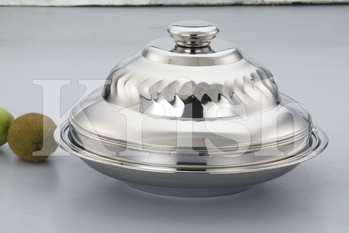 Ramdan Pot with Cover