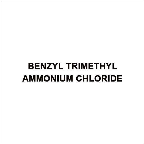 Benzyl Trimethyl Ammonium Chloride