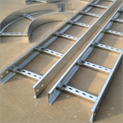 Step Ladder Type Cable Tray