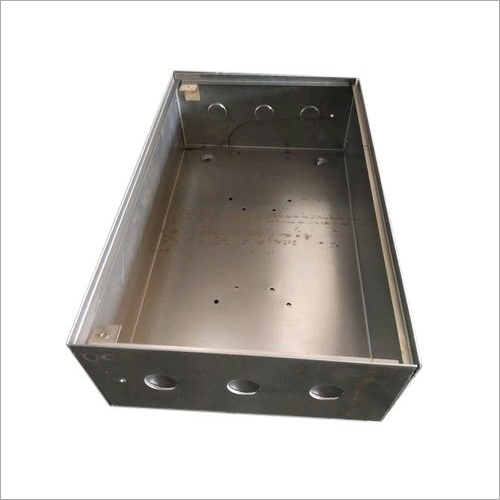Sheet Metal Control Panel Box