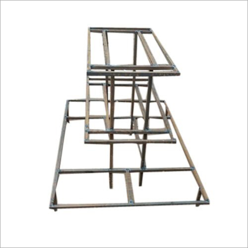 Mild Steel Super Mall Table Frame