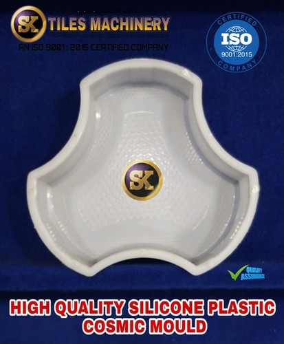 Cosmic Silicone Plastic Mould